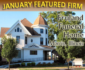 Funeral Home & Cemetery News January Feature